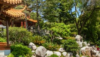 The Chinese Garden of Friendship Sydney