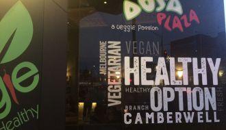 Dosa Plaza Vegetarian Restaurant Melbourne