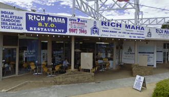 Rich Mahal Indian Restaurant Vermont South