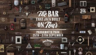 The Bar That Jack Built on Tour Sydney