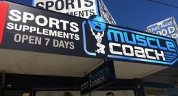 Muscle Coach Health Supplement Store Melbourne