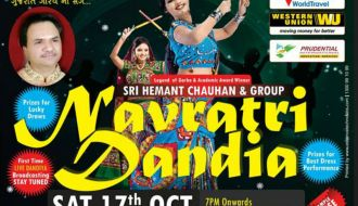 Navratri Dandiya Events in Australia