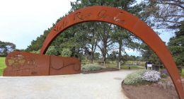 Victorian State Rose Garden Melbourne