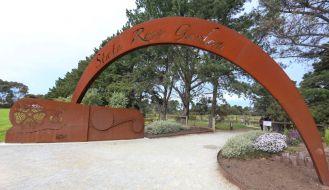 State Rose Garden Melbourne
