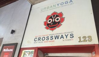 Crossways Vegetarian Indian restaurant Melbourne