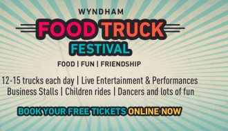 Wyndham Food Truck Festival Melbourne 2015