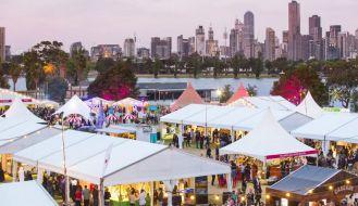Taste of Melbourne Food Festival 2015