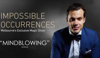 Melbourne Magic Show - Impossible Occurrences