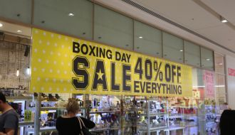 Boxing Day Sales Australia 2020