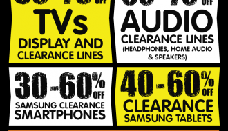Dick Smith Mammoth Clearance Sale 2015