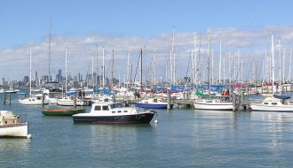 Williamstown Beach Melbourne