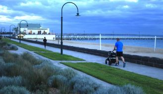 Werribee South Beach Melbourne