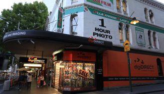 DigiDirect camera store Melbourne