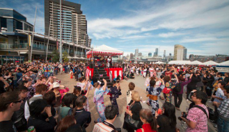Melbourne Japanese Summer Festival 2016