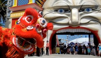 Luna Park Chinese New Year Festival 2016