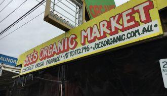 Joes Organic Market Northcote Melbourne