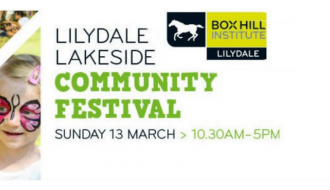 Lilydale Lakeside Community Festival 2016
