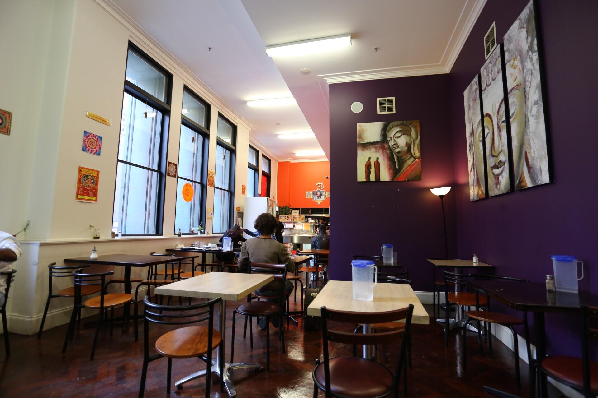 OM Vegetarian restaurant Melbourne