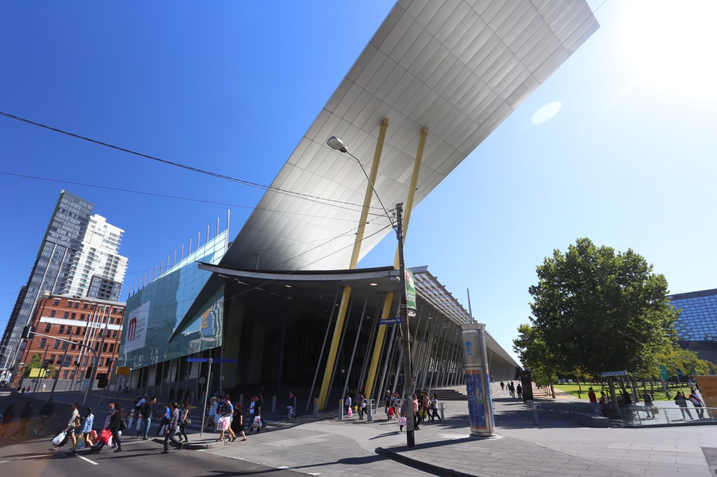 melbourne exhibition and convention center