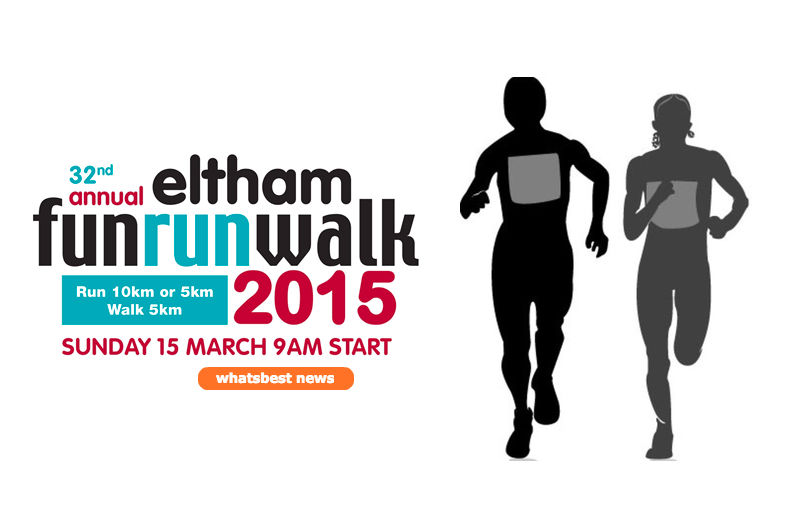eltham fun run 2015