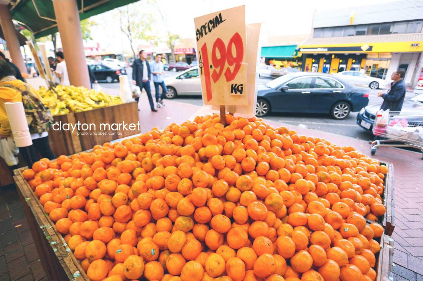 clayton market melbourne review