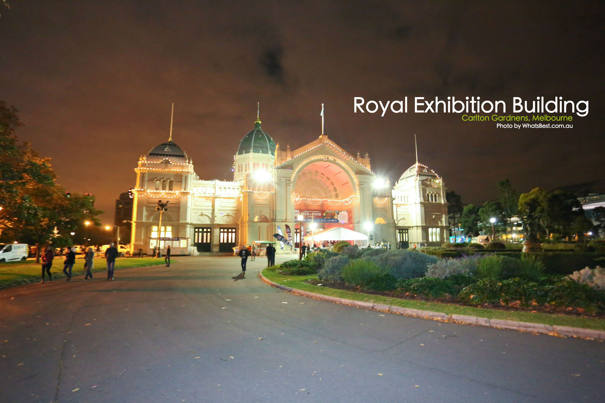 royal exhibition building melbourne victoria