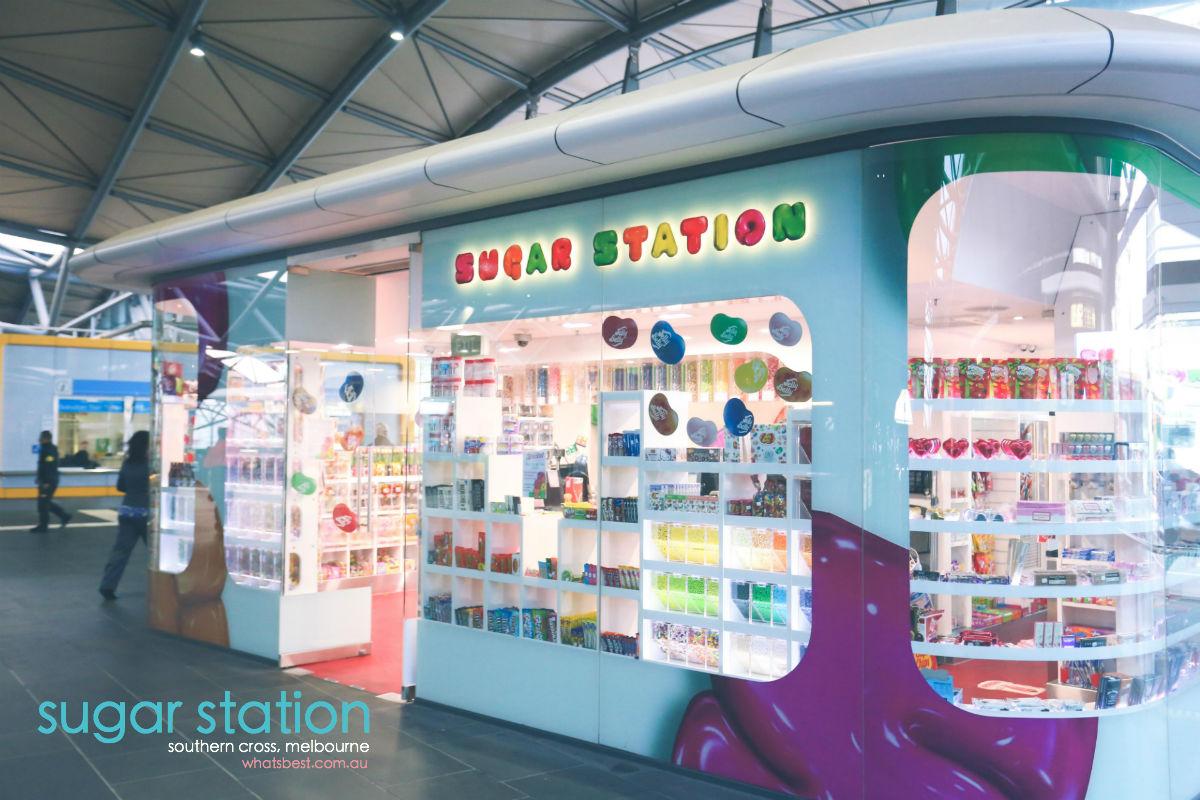 sugar station shops melbourne australia