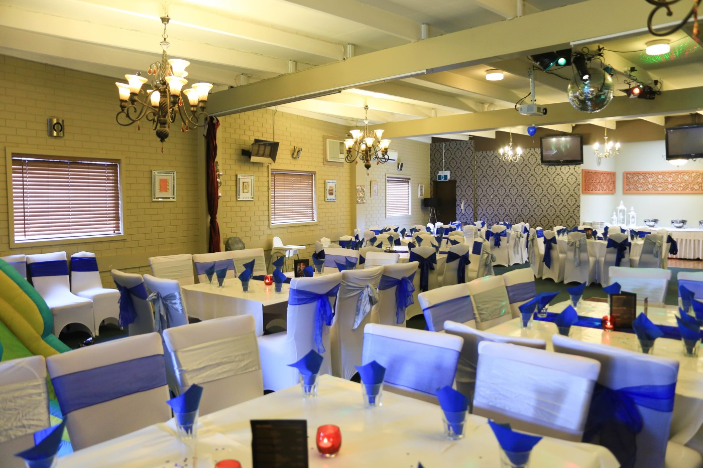 indian party and event venues melbourne