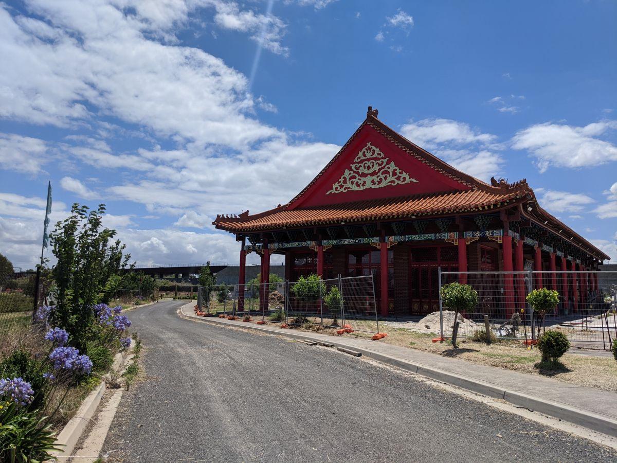 Heavenly Queen Temple Footscray2