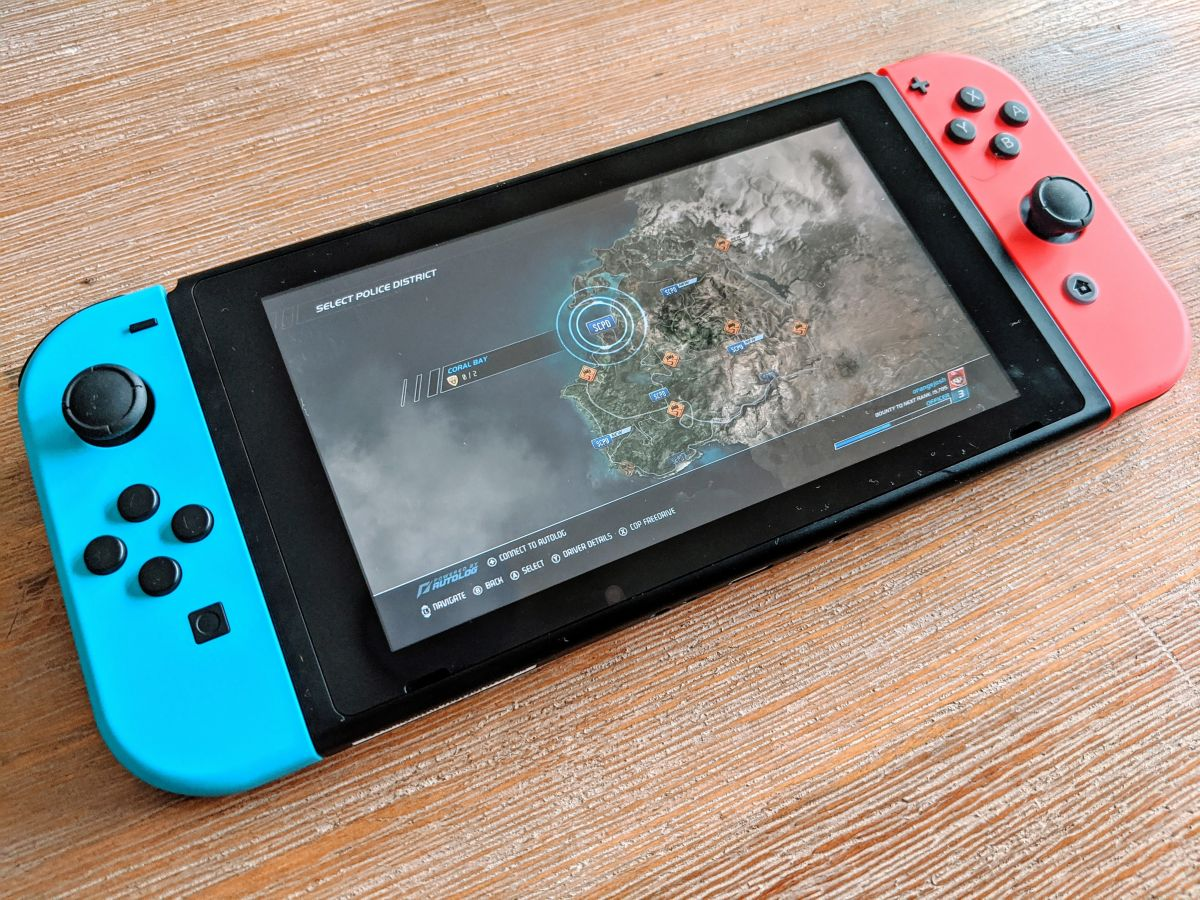 nintendo switch latest version