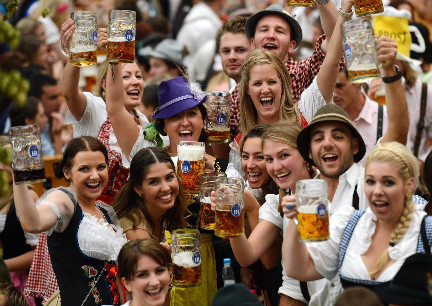 International oktoberfest 2015 Melbourne Sydney Perth