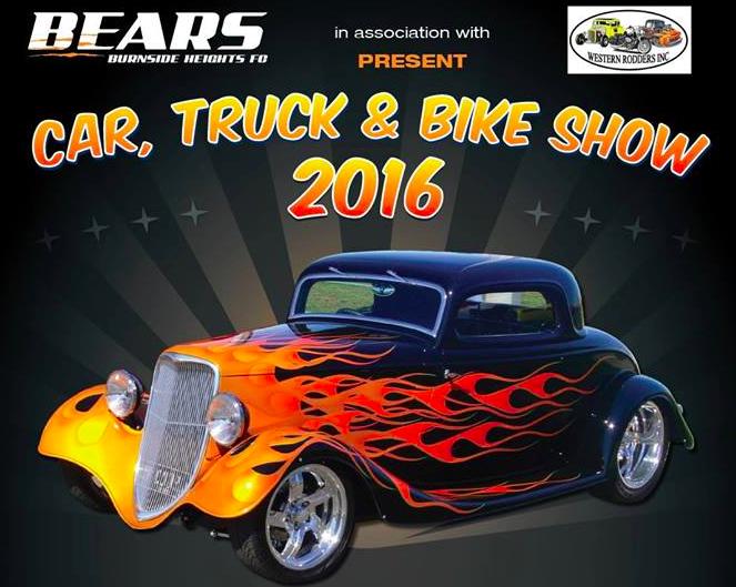 car truck bike show melbourne