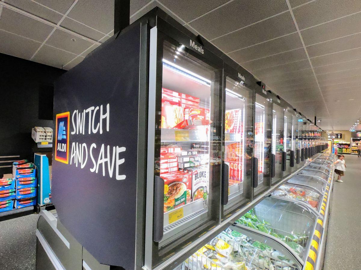 keto products in Aldi Australia