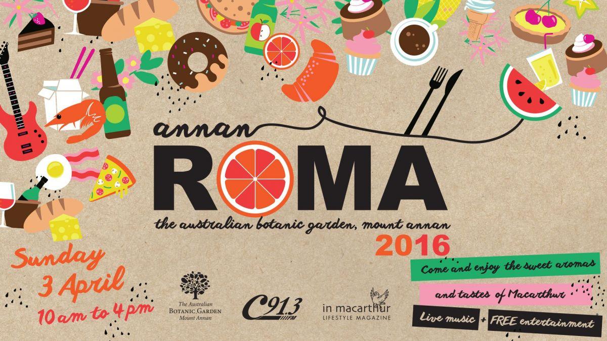 annan roma festival