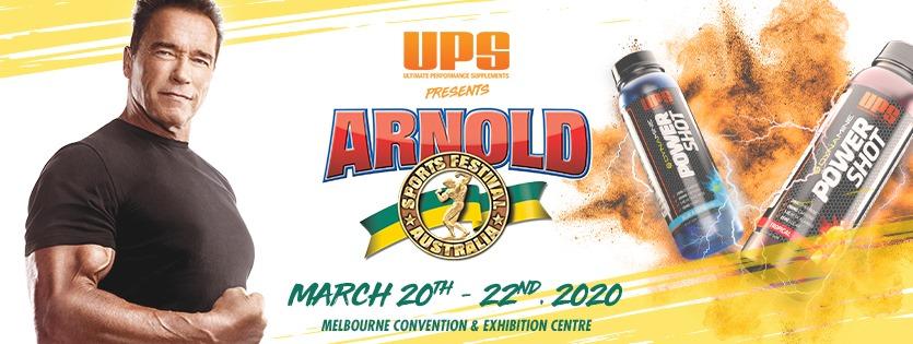 arnold sport festival australia