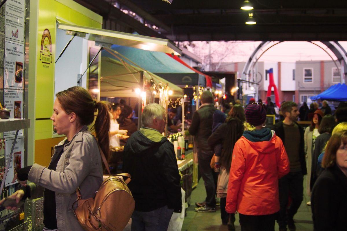 best melbourne night markets