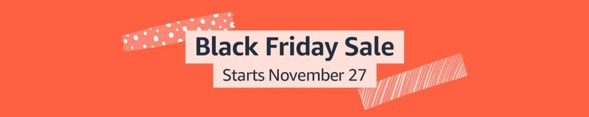 black friday sale november 27 2020