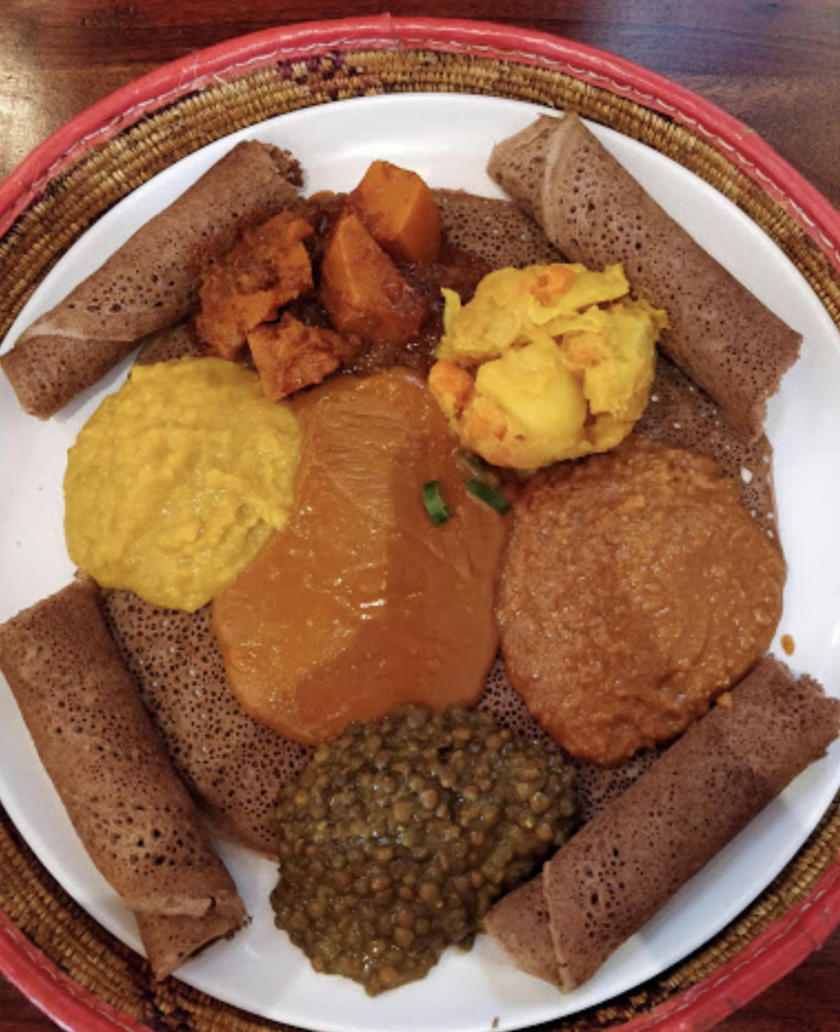 ethiopian food melbourne