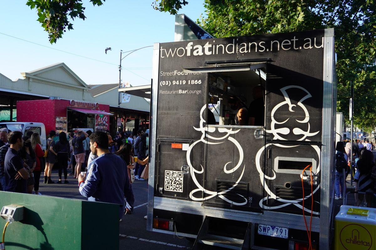 festive truck stop queen vic market3
