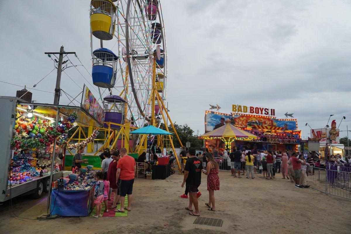 frankston carnival melbourne 1