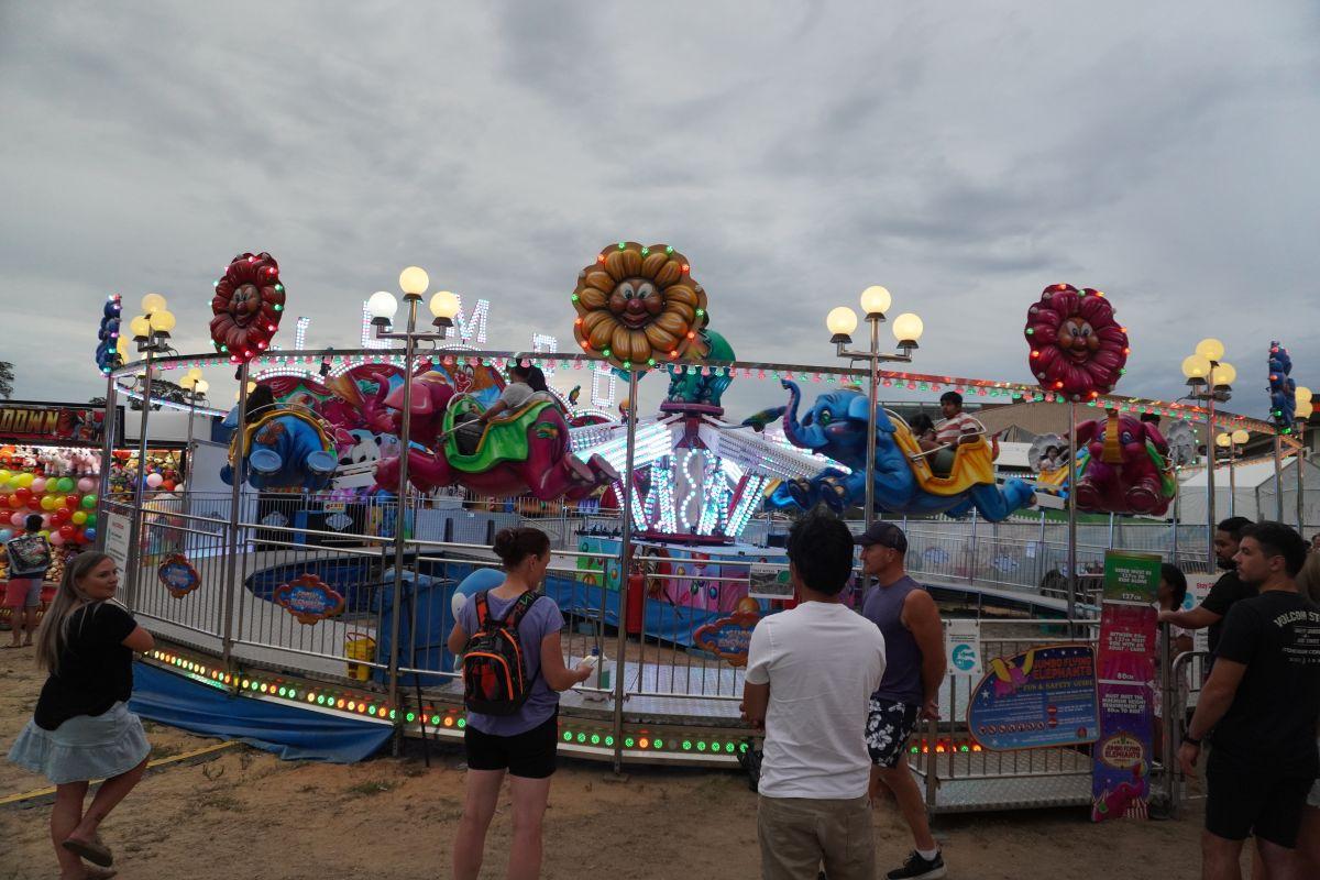 frankston carnival melbourne 2