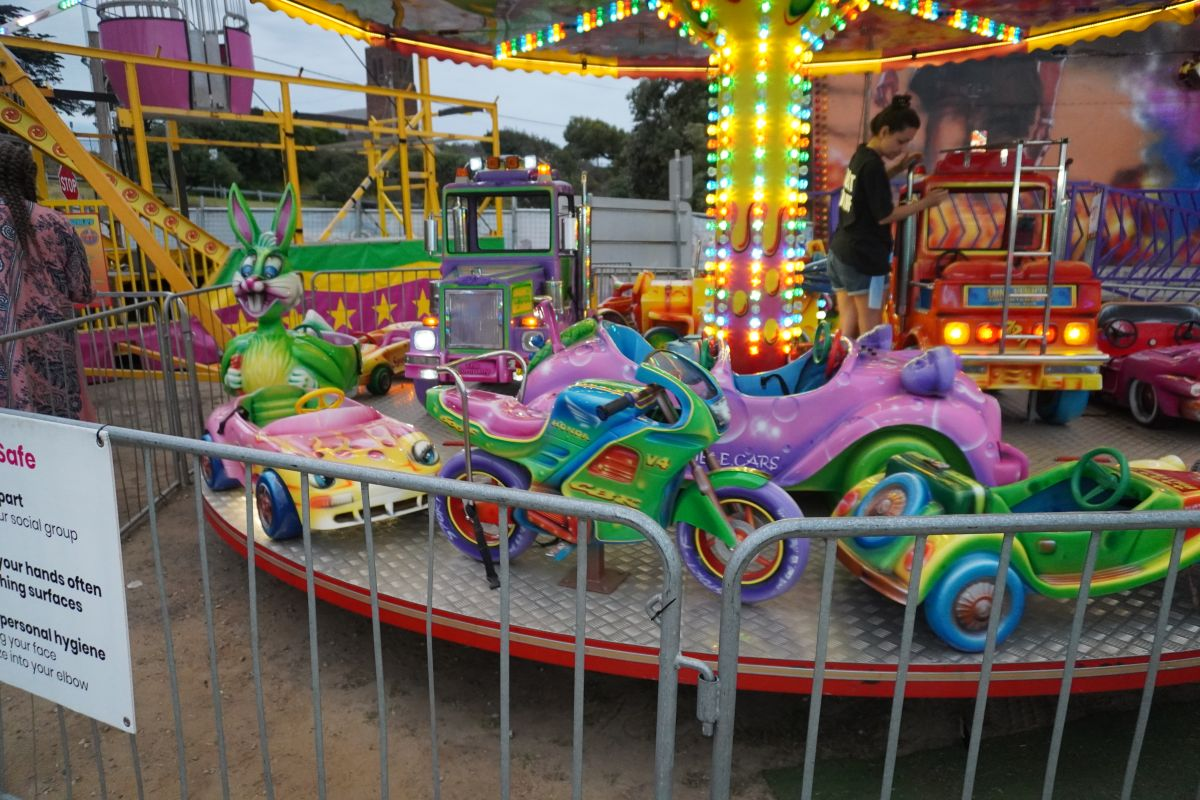 frankston carnival melbourne 8