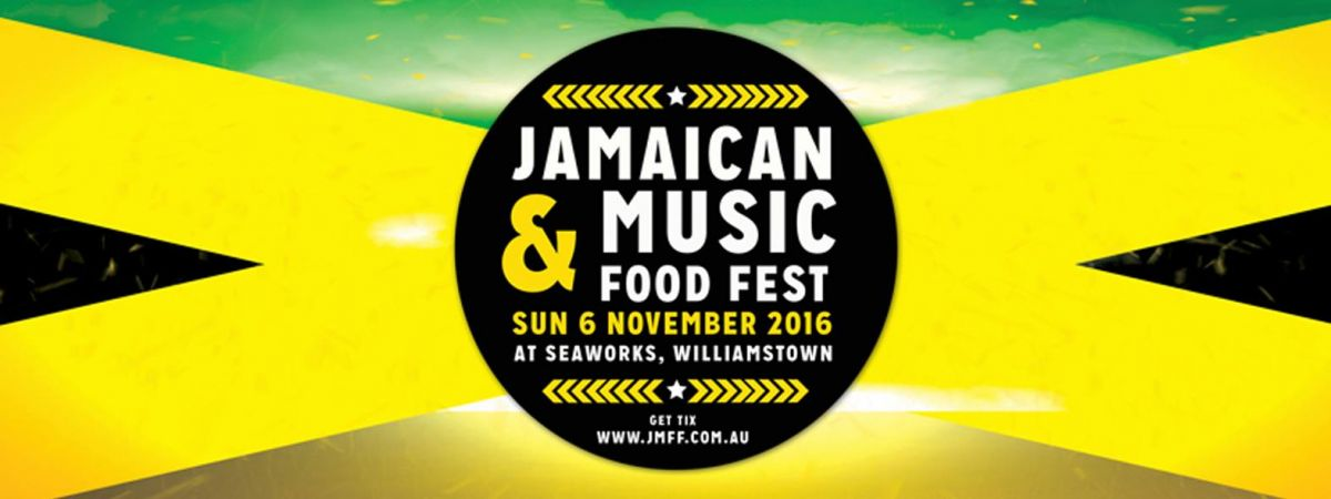 jamaican music and food festival melbourne