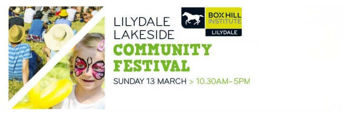lilydale community fesitval melbourne