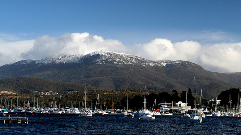 mount wellington hobart tasmania