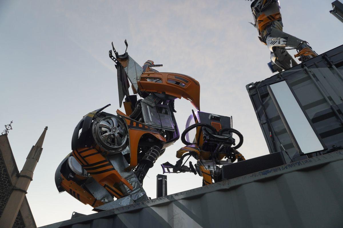 robot SPACEland prahran 7