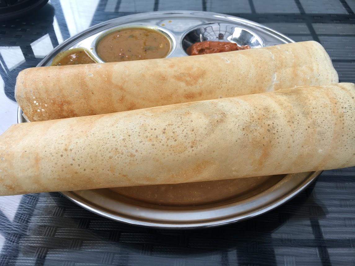 saravanaa bhavan buffet images