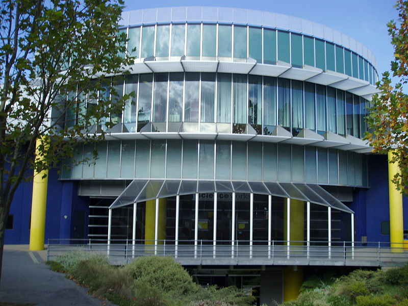 scienceworks museum melbourne victoria