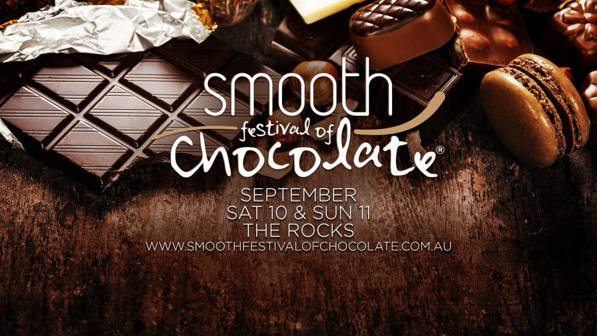 Smooth Festival of Chocolates Sydney 2016