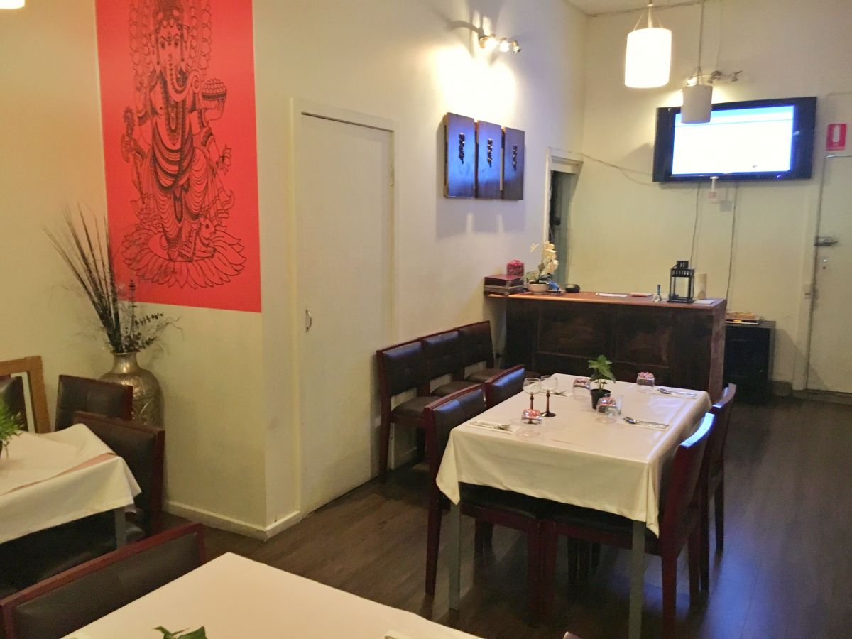 A quick peek inside the Daawat Indian Restaurant Melbourne